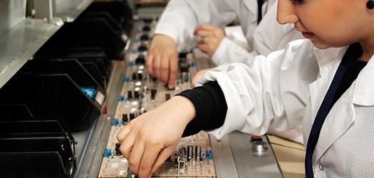 IPTV Equipment Production Test Site